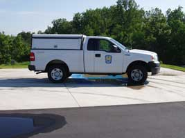 Fire Inspector Vehicle