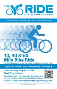 Y-Ride Poster