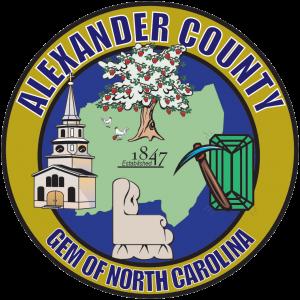 Alexander County Seal