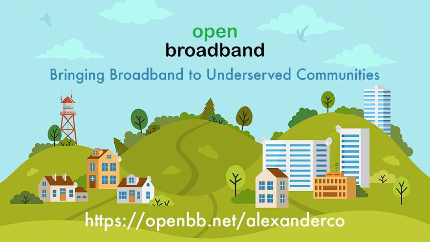 Open Broadband