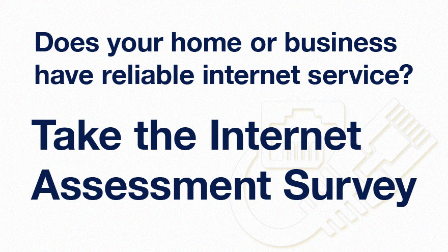 Alexander County residents, businesses encouraged to complete Internet Assessment Survey
