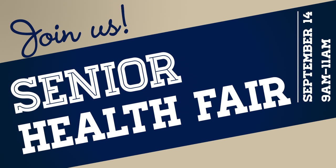 Senior Health Fair