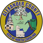 County Seal - no background