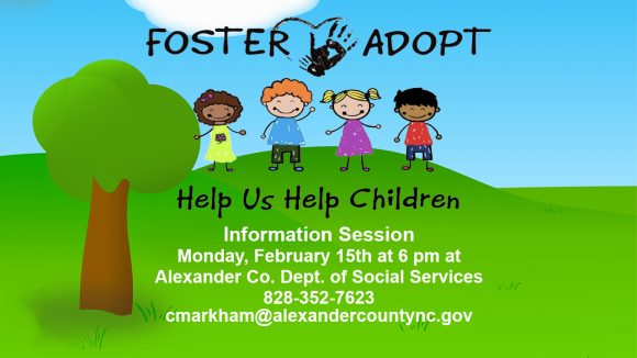 Foster/Adopt Information Session