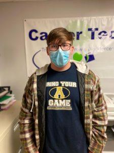 Ninth grade poster winner – Tanner Specht, ACHS