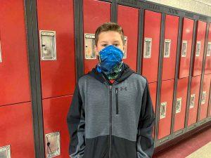 Sixth grade slide show winner – Wyatt Helton, EAMS