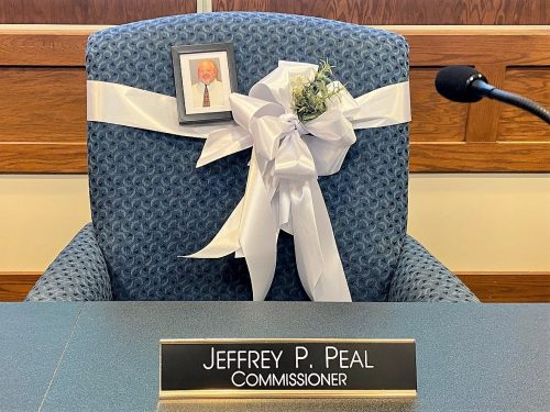 Jeff Peal chair